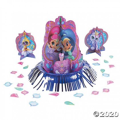 Shimmer and Shine™ Value Table Decorating Kit