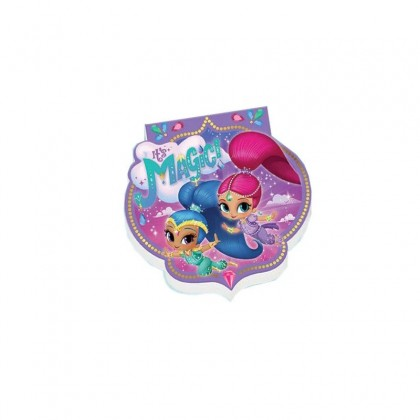 Shimmer and Shine™ Notepad Favor