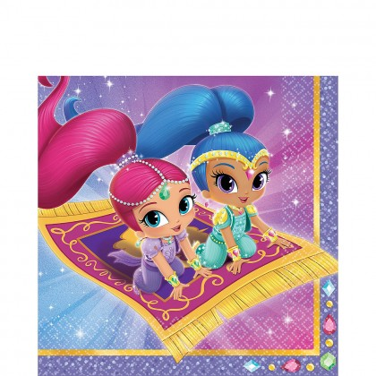 Shimmer and Shine™ Luncheon Napkins