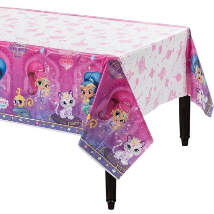 Shimmer & Shine™ Plastic Table Cover