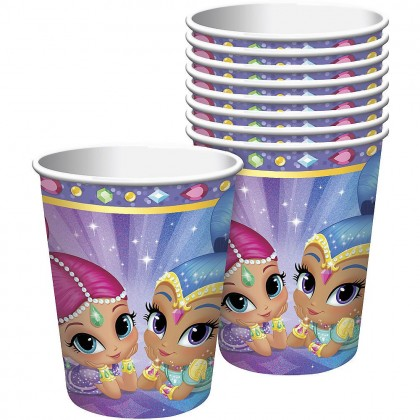 Shimmer and Shine™ 9 oz. Cups