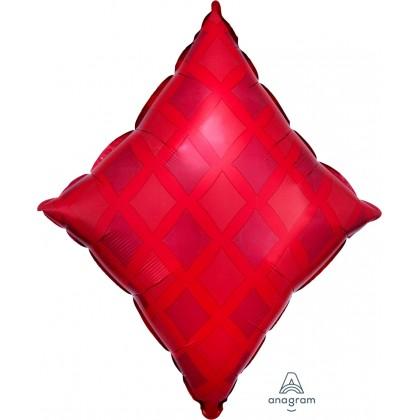 "S50 18"" Red Diamond Junior Shape"