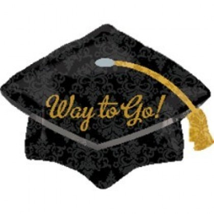 "S50 21"" Way To Go! Hat Junior Shape XL®"