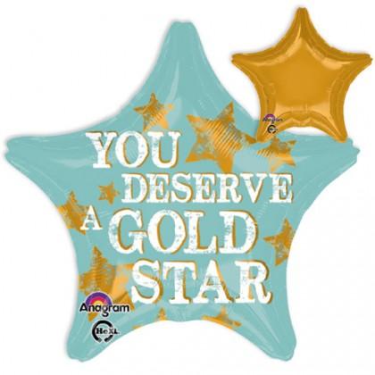 "S40 19"" You Deserve Star Standard Star XL®"
