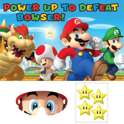 Super Mario Brothers™ Party Game - Paper