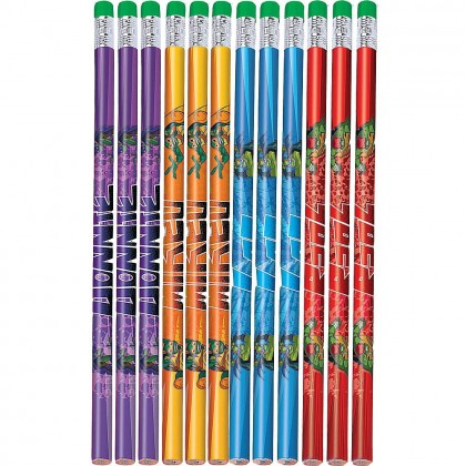 Rise Of The TMNT ™ Pencil Favors