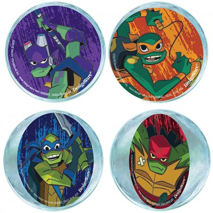 Rise Of The TMNT ™ Bounce Ball Favors