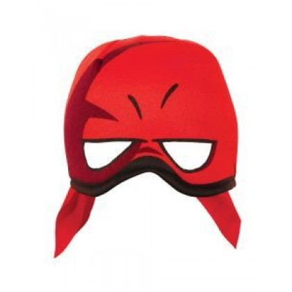Rise Of The TMNT ™ Deluxe Wearable Mask - Fabric