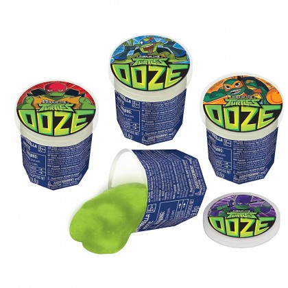 Rise Of The TMNT ™ Ooze Putty Favors
