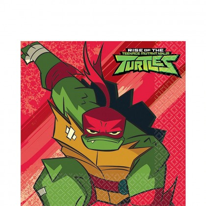 Rise Of The TMNT ™ Luncheon Napkin