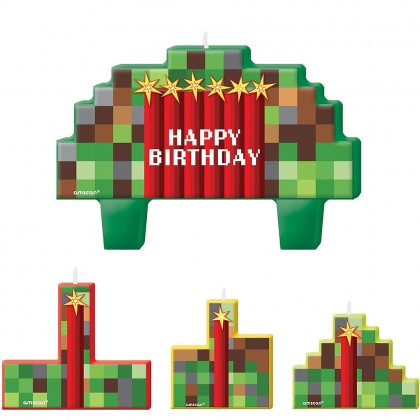 TNT Party! Birthday Candle Set