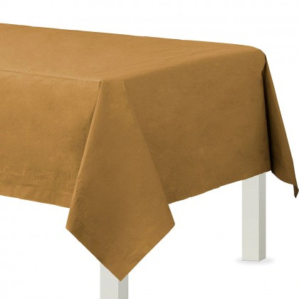 Table Cover 3 ply Gold
