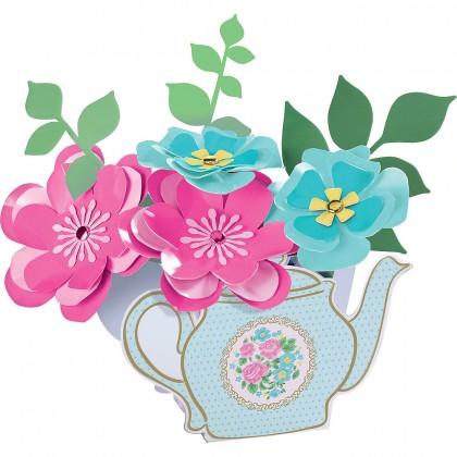Tea Party Teapot Centerpiece