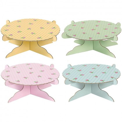 Tea Party Mini Cake Stands
