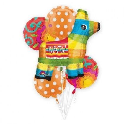 P75 Caliente Pinata Balloon Bouquet