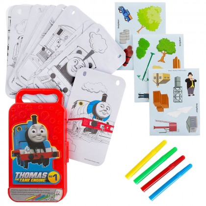Thomas the Tank Sticker Activity Kit