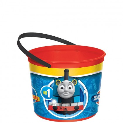 Thomas All Aboard Favor Container Plastic
