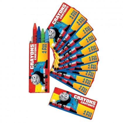 Thomas All Aboard Crayon Favors