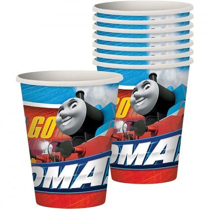 Thomas All Aboard Cups 9 oz