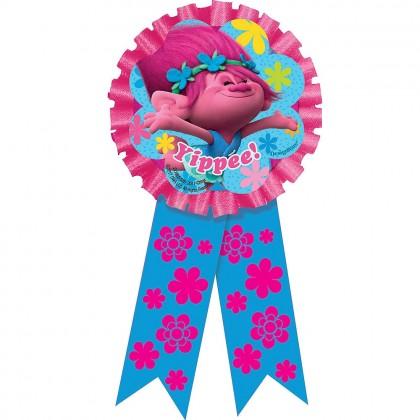 Trolls Confetti Pouch Award Ribbon