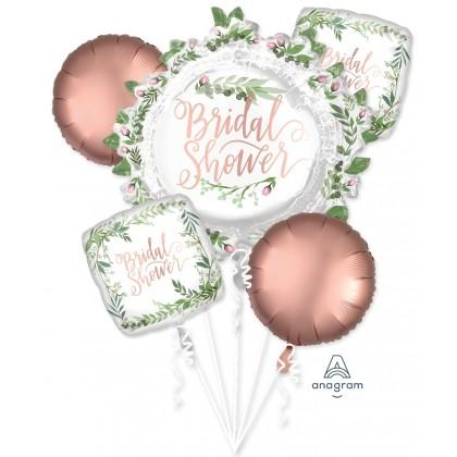 P75 Love & Leaves Bridal Shower Bouquet