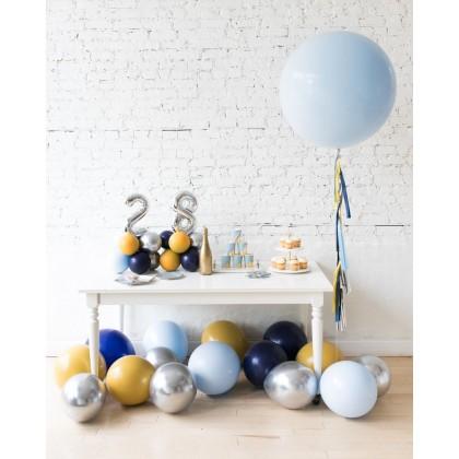 DisneyWorld - Tabletop Numbers, Giant & Floor Balloons Set