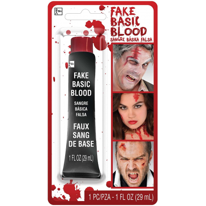 Blood 1 oz.