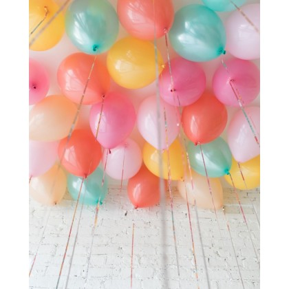 BubbleGum - 11in Ceiling Balloons - pack of 25