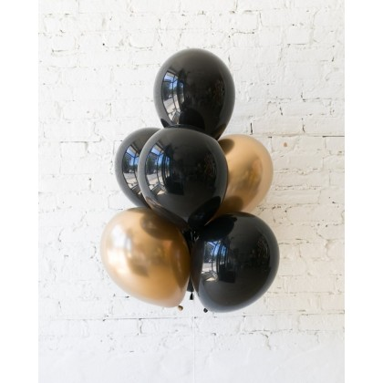 Royal - 11in Balloons - bouquet of 7