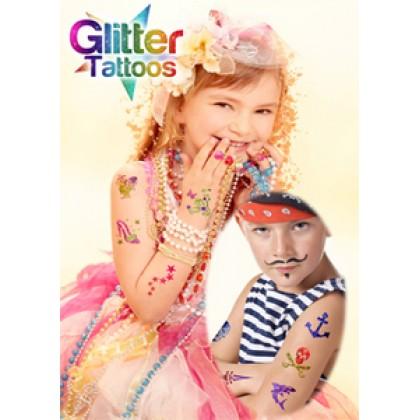 Glitter Tattoo Package (60mins)
