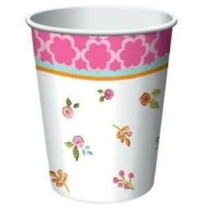 Tea Party Tea Cups 9 oz