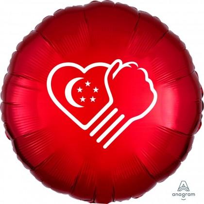 "17"" National Day Balloon"
