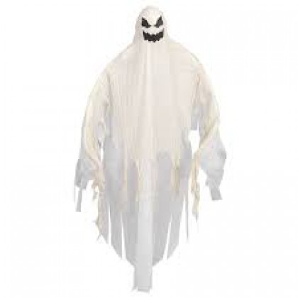 Medium Ghost Hanging Prop