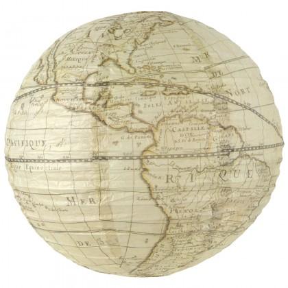 Around The World Paper Lantern