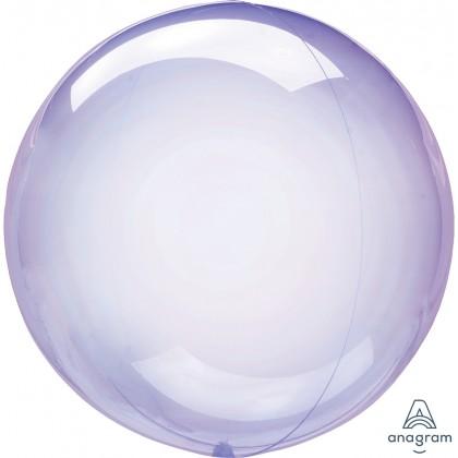 "S40 15"" Crystal Clearz™ Purple Orbz™ XL®"