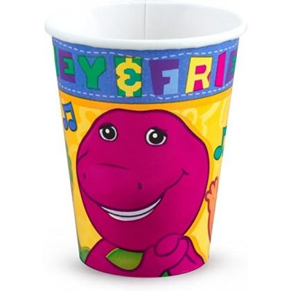 9oz Barney Paper Cup