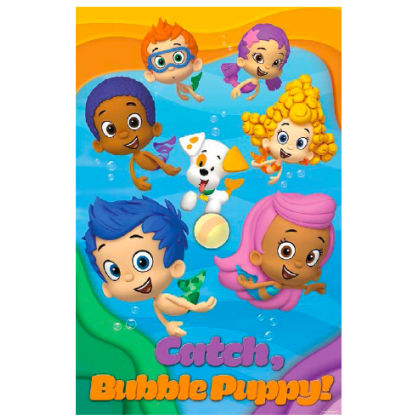 Bubble Guppies™ Party Party Game