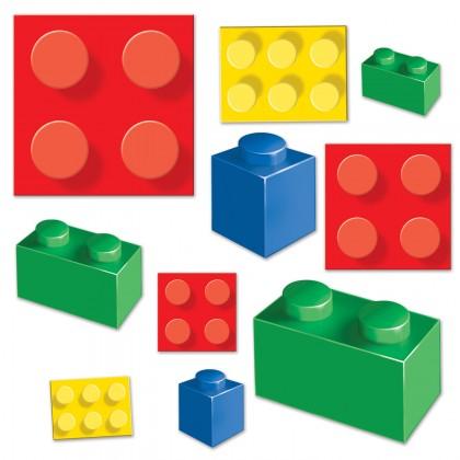 Building Block Cutouts