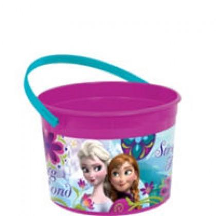 ©Disney Frozen Favor Container - Plastic