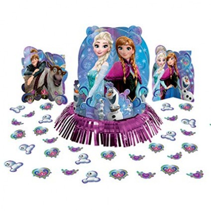Disney Frozen Magic Value Table Decorating Kit