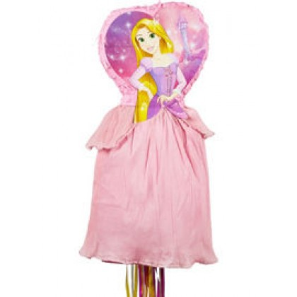 Disney Rapunzel Dream Big Licensed 3-D Premium Pull Piñata
