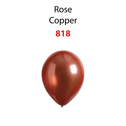 """Everts 12"""" STL Rose Copper"""