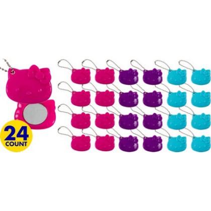 Hello Kitty® Rainbow Mirror Favor