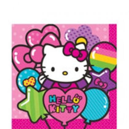 Hello Kitty® Rainbow Luncheon Napkins