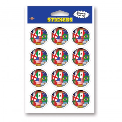 Stickers - International