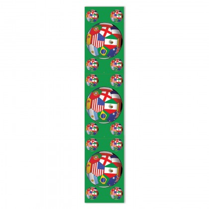 International Flag Jointed Pull-Down Cutout