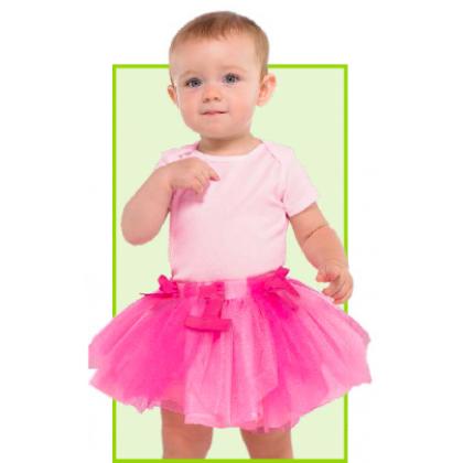 1st Birthday Girl Tutu - Fabric