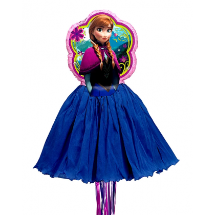 ©Disney Frozen - Anna Licsensed 3-D Premium Pull Piñata