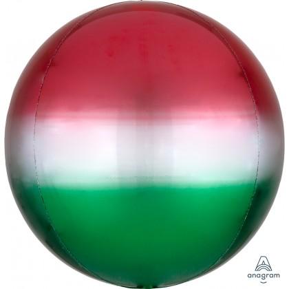 Ombré Orbz™ Red & Green Orbz® XL™ G20 99