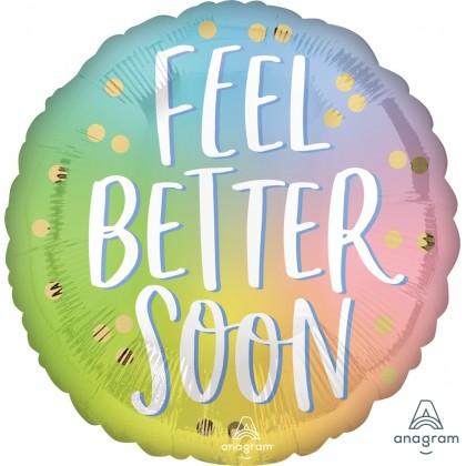 "S40 17"" Feel Better Ombre Standard HX®"